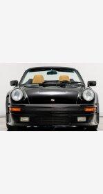 1987 Porsche 911 Carrera Cabriolet for sale 101300209