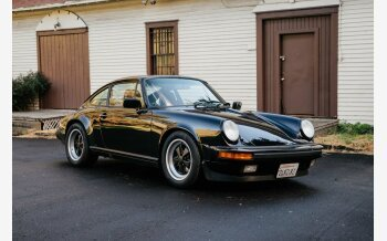 1987 Porsche 911 Carrera Coupe for sale 101364285