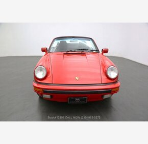 1987 Porsche 911 Cabriolet for sale 101382936