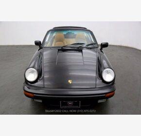 1987 Porsche 911 Targa for sale 101388628