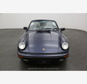 1987 Porsche 911 Cabriolet for sale 101388633