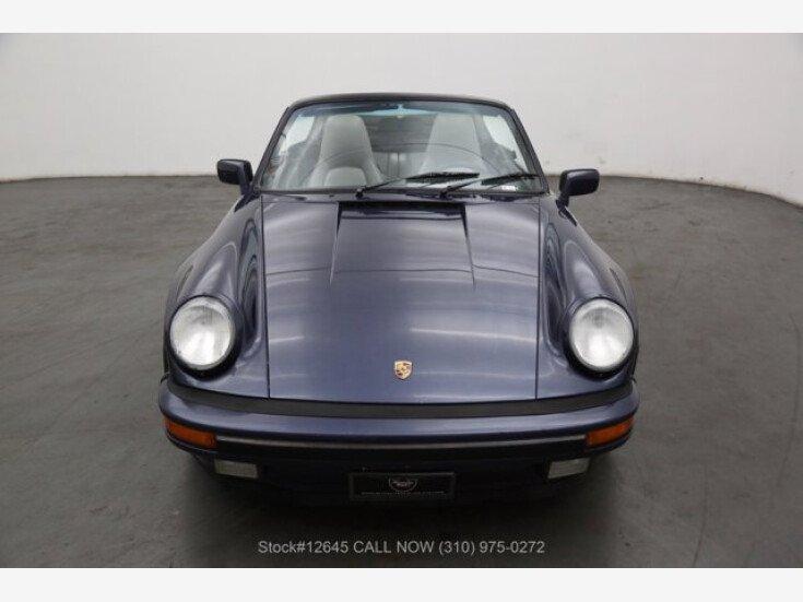 1987 Porsche 911 Cabriolet for sale 101388633