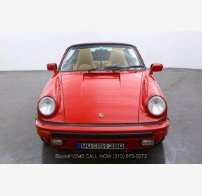 1987 Porsche 911 Cabriolet for sale 101492997