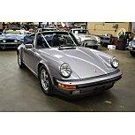 1987 Porsche 911 Carrera Cabriolet for sale 101529038
