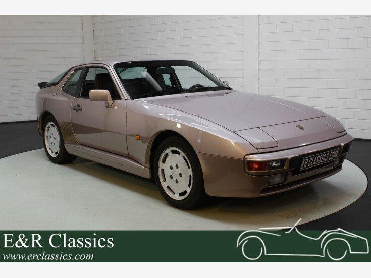 1987 Porsche 944 S Coupe for sale 101605001