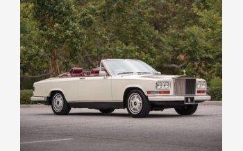 1987 Rolls-Royce Camargue for sale 101075953