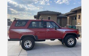 1987 Toyota 4Runner 4WD SR5 for sale 101605996