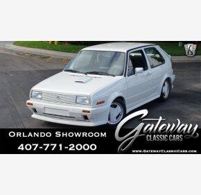 1987 Volkswagen GTI for sale 101135180