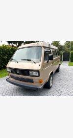 1987 Volkswagen Vanagon for sale 101331897