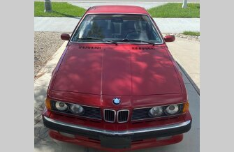 1988 BMW 635CSi Coupe for sale 101608442