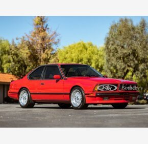 1988 BMW M6 Coupe for sale 101453408