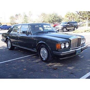 1988 Bentley Mulsanne for sale 100986276