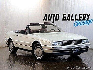 1988 Cadillac Allante for sale 101167746