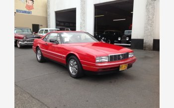 1988 Cadillac Allante for sale 101191201