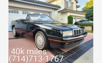 1988 Cadillac Allante for sale 101549628