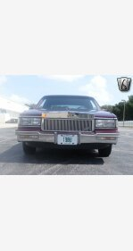 1988 Cadillac De Ville Coupe for sale 101170478