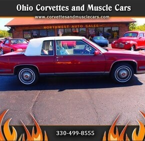 1988 Cadillac De Ville Coupe for sale 101219977