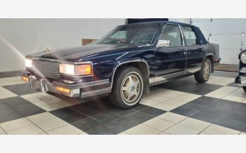 1988 Cadillac De Ville for sale 101489725