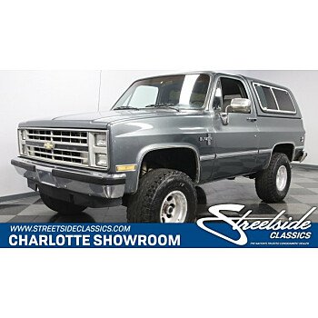 1988 Chevrolet Blazer for sale 101298728