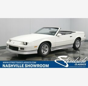 1988 Chevrolet Camaro Convertible for sale 101210967