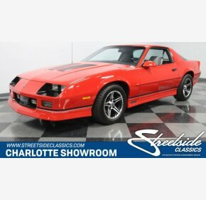 1988 Chevrolet Camaro for sale 101250175