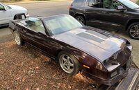 1988 Chevrolet Camaro Convertible for sale 101269762
