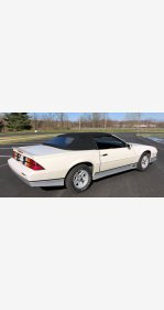 1988 Chevrolet Camaro Convertible for sale 101316398