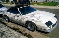 1988 Chevrolet Camaro Convertible for sale 101486554