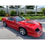1988 Chevrolet Camaro Convertible for sale 101615570