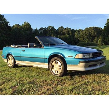 1988 Chevrolet Cavalier for sale 101382491
