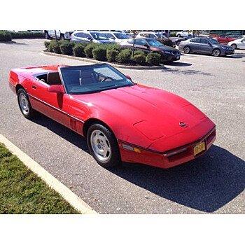 1988 Chevrolet Corvette Convertible for sale 101012585