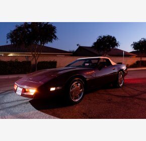 1988 Chevrolet Corvette Convertible for sale 101173949