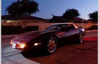 1988 Chevrolet Corvette Convertible for sale 101173949
