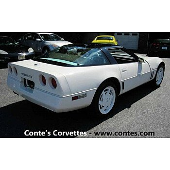1988 Chevrolet Corvette Coupe for sale 101200368
