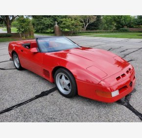1988 Chevrolet Corvette Convertible for sale 101202032
