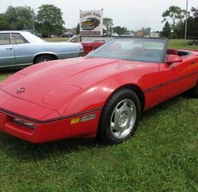 1988 Chevrolet Corvette for sale 101229761