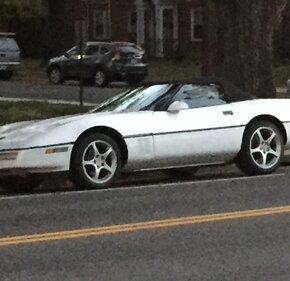 1988 Chevrolet Corvette Convertible for sale 101268062
