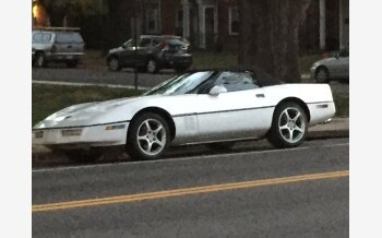 1988 Chevrolet Corvette Convertible for sale 101268062