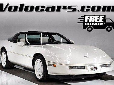 1988 Chevrolet Corvette for sale 101365101