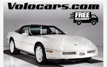 1988 Chevrolet Corvette for sale 101365101