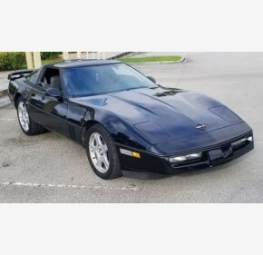 1988 Chevrolet Corvette for sale 101372604