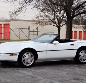 1988 Chevrolet Corvette Convertible for sale 101406903