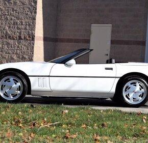 1988 Chevrolet Corvette Convertible for sale 101406903