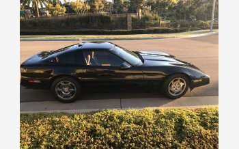 1988 Chevrolet Corvette Coupe for sale 101477115