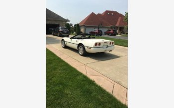 1988 Chevrolet Corvette Convertible for sale 101558338