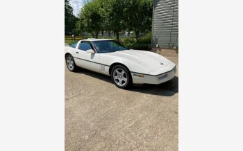 1988 Chevrolet Corvette Coupe for sale 101607621