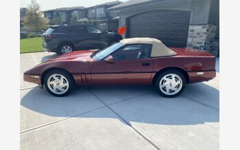 1988 Chevrolet Corvette Convertible for sale 101628283