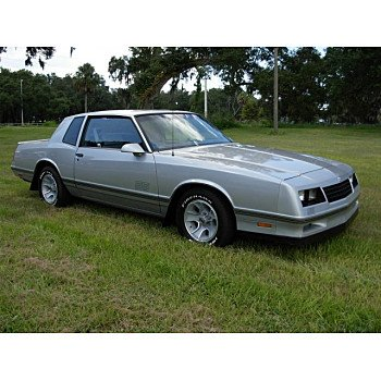1988 Chevrolet Monte Carlo SS for sale 101033864