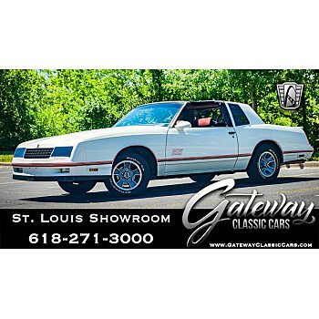 1988 Chevrolet Monte Carlo SS for sale 101164645