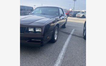1988 Chevrolet Monte Carlo SS for sale 101411718